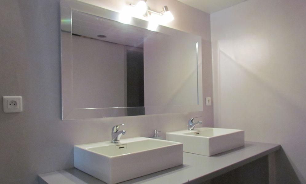 Gite de la ribeyre photos - Champignon salle de bain ...